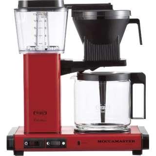 コーヒーメーカー MOCAMASTER(モカマスター) レッド MM741AO-RD