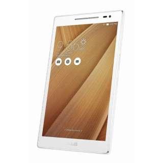 【LTE対応】ZenPad 8.0 ローズゴールド [Z380KNL-RG16] 8型・Snapdragon・ストレージ 16GB・メモリ 2GB microSIMx1 Android 6.0.1 SIMフリータブレット Z380KNL-RG16 ローズゴールド [8型ワイド /ストレージ:16GB /SIMフリーモデル]