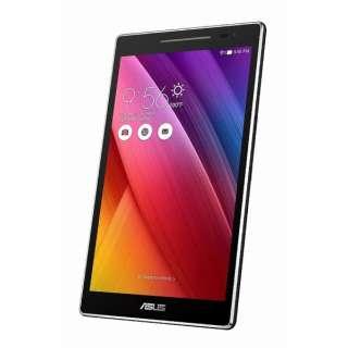 【LTE対応】ZenPad 8.0 ブラック [Z380KNL-BK16] 8型・Snapdragon・ストレージ 16GB・メモリ 2GB  microSIMx1 Android 6.0.1 SIMフリータブレット Z380KNL-BK16 ブラック [8型ワイド /ストレージ:16GB /SIMフリーモデル]