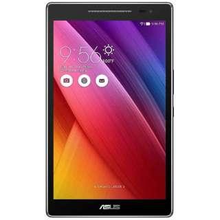 Z380M-BK16 Androidタブレット ZenPad 8.0 ブラック [8型ワイド /ストレージ:16GB /Wi-Fiモデル]