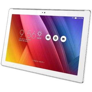 Z300M-WH16 Androidタブレット ZenPad 10 ホワイト [10.1型ワイド /ストレージ:16GB /Wi-Fiモデル]