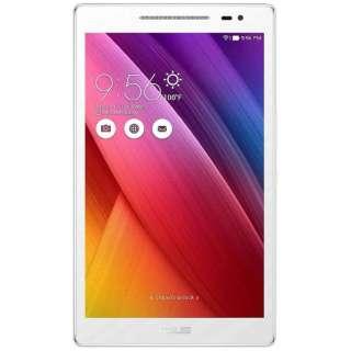 Z380M-WH16 Androidタブレット ZenPad 8.0 ホワイト [8型ワイド /ストレージ:16GB /Wi-Fiモデル]