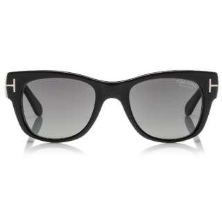 bce4cf362137 TOM FORD Sunglasses CARY (black   gureguradientoporaraizudo) FT0058P 01D