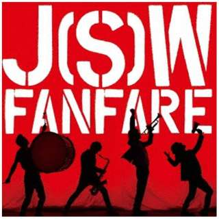JUN SKY WALKER(S)/FANFARE 初回限定盤 【CD】