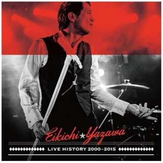 矢沢永吉/LIVE HISTORY 2000~2015 【CD】