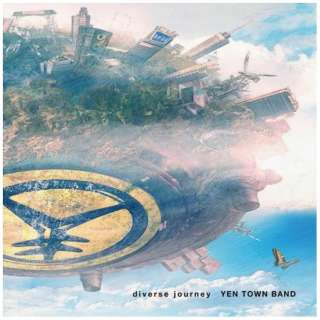 YEN TOWN BAND/diverse journey 初回限定盤 【CD】