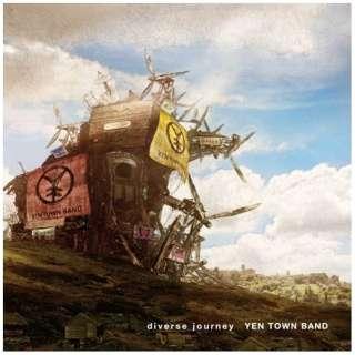 YEN TOWN BAND/diverse journey 通常盤 【CD】