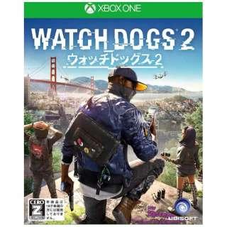 ウォッチドッグス2【Xbox Oneゲームソフト】