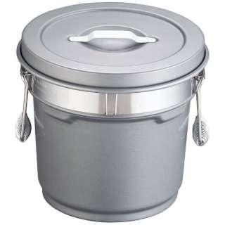 段付二重食缶(内外超硬質ハードコート) 246-H (8l) <ASY58246>