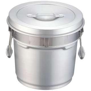 アルマイト段付二重食缶 246R (8l) <ASY74246>
