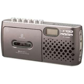 SDD-1810 ラジカセ [ワイドFM対応]