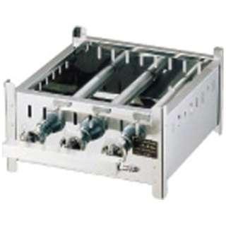 SA18-0業務用角蒸し器専用ガス台 33cm用 12・13A <AMS6705>