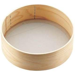木枠そば粉フルイ(60メッシュ) 7寸 <BKN2303>