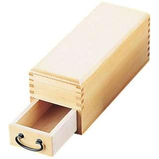 木製かつ箱(スプルス材) 大 <BKT76001>