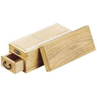 木製かつ箱(キハダ材) いろり端 旨味 <BKT05>