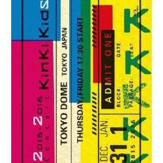 KinKi Kids/2015-2016 Concert KinKi Kids 通常仕様 【ブルーレイ ソフト】