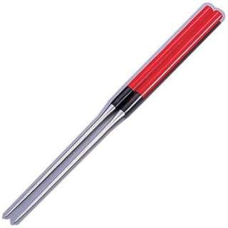 歌舞伎調 盛箸 朱 150mm <BML1201>