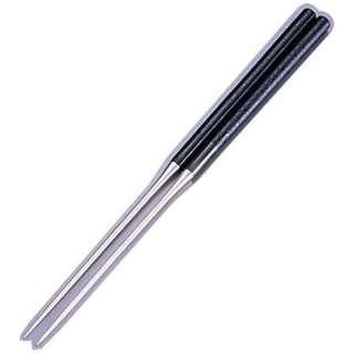 歌舞伎調 盛箸 黒石目 165mm <BML1302>