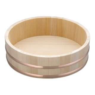 木製銅箍 飯台(サワラ材) 30cm <BHV01030>