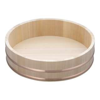木製銅箍 飯台(サワラ材) 36cm <BHV01036>