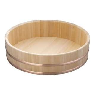 木製銅箍 飯台(サワラ材) 66cm <BHV01066>