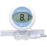 デジタル T 冷蔵庫用温度計 72980 丸型 <BOVM701>