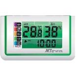 熱中症指数表示機能付き温湿度計 MT-875 <BNT1601>