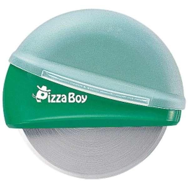 ピザカッター ピザボーイ 62942G グリーン <GPZ3202>