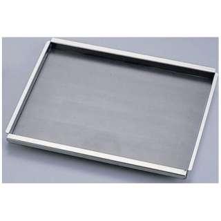 関西式たこ焼器(28穴)専用鉄板 大(2枚掛サイズ) <GTK7501>