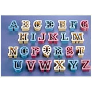 PSクッキー抜型アルファベットNo.1733 (26ヶ入) <WKTL1>
