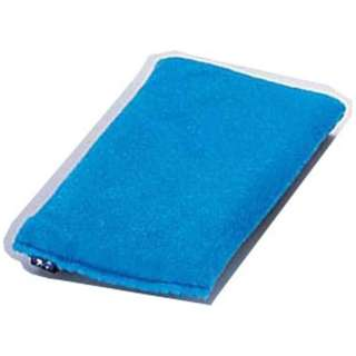 べっぴんさん 食器用ネットスポンジ ブルー <JBT0501>