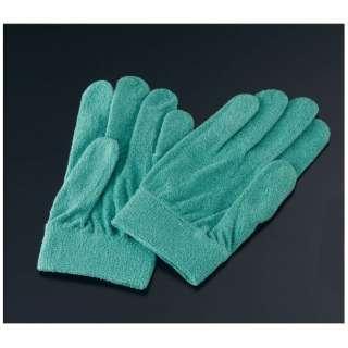 あっちこっち おそうじ手袋(2枚入) グリーン <JHK2801>