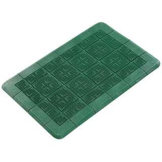 クロスハードマット 900×1800mm 緑 <KMT21185A>