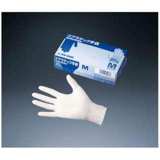 クアラテック手袋(天然ゴム製) M(100枚入) <SGL152>