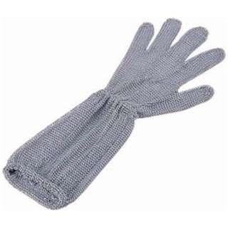 ロングカフ付 メッシュ手袋5本指 M LC-M5-MBO(2) <STB7002>
