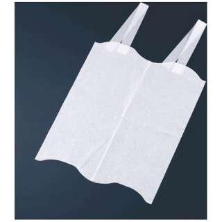 使い捨て エルフエプロン 4折紙タイプ (2000枚入) <SEPC201>