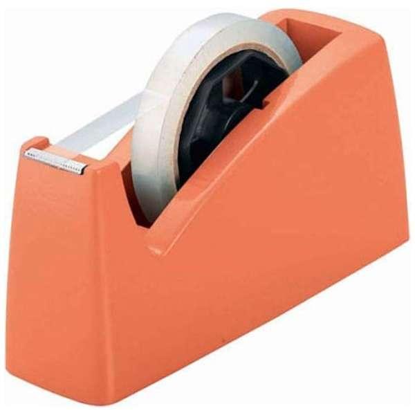 テープカッター TD-51-RG オレンジ <XTC0702>