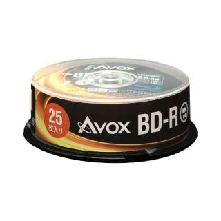 BR130RAPW25PA 録画用BD-R [25枚 /25GB /インクジェットプリンター対応]