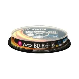 BR130RAPW10PA 録画用BD-R [10枚 /25GB /インクジェットプリンター対応]