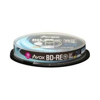 BE130RAPW10PA 録画用BD-RE [10枚 /25GB /インクジェットプリンター対応]
