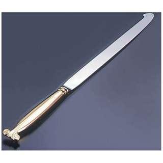ウェディングケーキナイフ 剣型 (桐箱入) <NUE11>