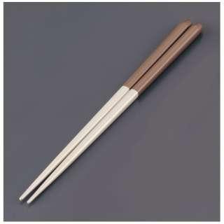 木製 ブライダル箸(5膳入) パールホワイト/ベージュ <RHSR902>