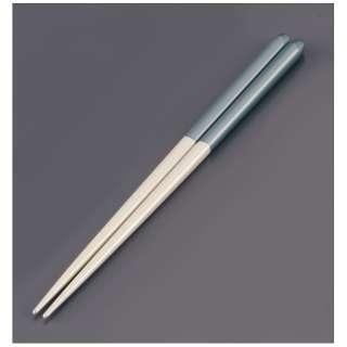 木製 ブライダル箸(5膳入) パールホワイト/ブルー <RHSR903>