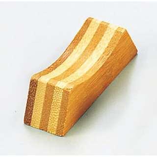 木製箸置 末広(合板) <PHS50>