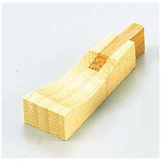 木製箸置 扇(合板) <PHS49>