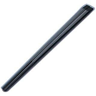 ニューエコレン箸和風 天削箸(50膳入) ブラック <RHSB503>