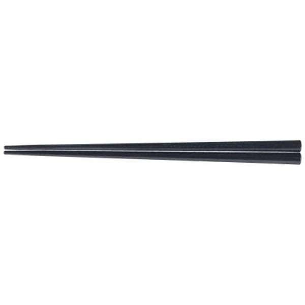 PPS八角箸(10膳入)19.5cm 黒 90030500 <RHSG901>