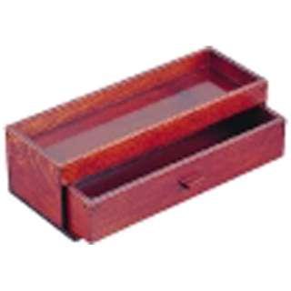 木製 カスター&箸箱 ブラウン <PHSA1>