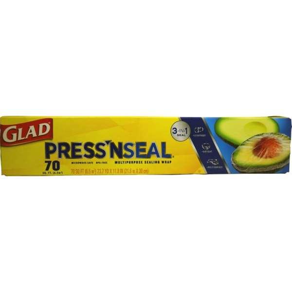 食品包装用ラップ 「グラッドプレス&シール」 PRESS'N SEAL