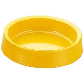 メラミン カラー灰皿 A-273 丸 〈黄〉 <PHI71YE>